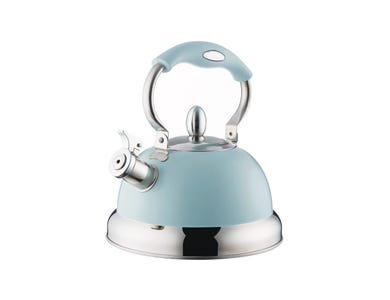 Image for Living Blue Stove Top Kettle 2.5l