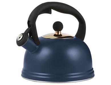 Otto Navy 2l Whistling Kettle