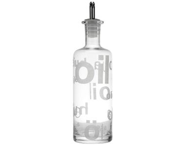 Image for Frosted Glass Oil Drizzler