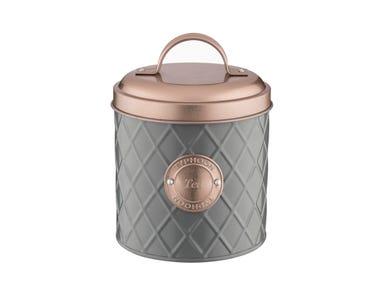 Image for Henrik Copper Lid Tea Storage
