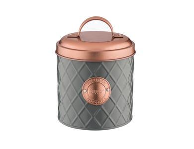 Image for Henrik Copper Lid Sugar Storage