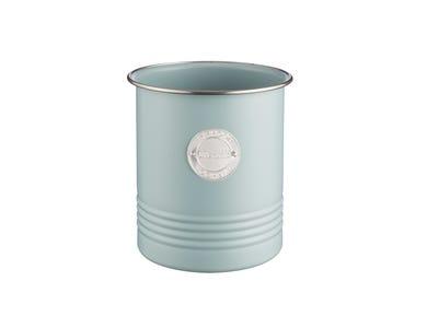 Image for Living Blue Utensil Pot