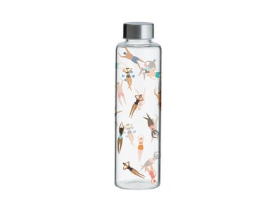 Pure Active Glass Bottle 600ml