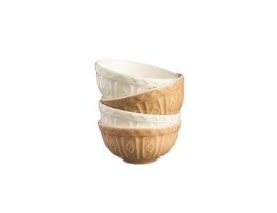 Image for Cane Set Of 4 Food Preparation Bowls