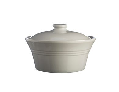 Image for Classic Kitchen Grey Casserole 2.5lt