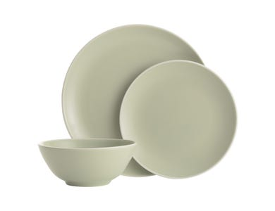 Classic Collection Green 12pc Dinner Set M/O