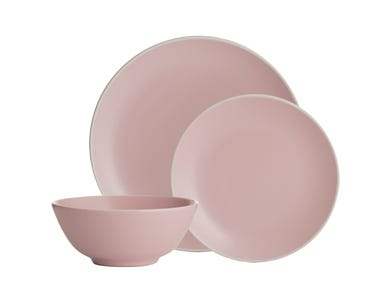 Classic Collection Pink 12pc Dinner Set M/O