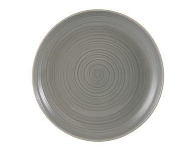Image for William Mason Dinner Plate Grey