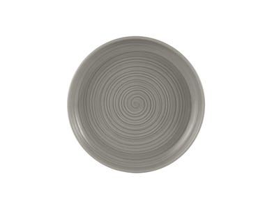 Image for William Mason Side Plate Grey