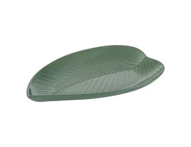 In The Forest Large Leaf Platter