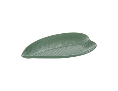 In The Forest Small Leaf Platter