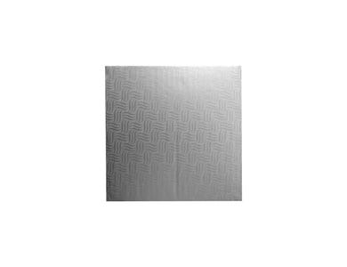 """Image for 12"""" (30cm) X 12mm Square Silver Cake Drum"""