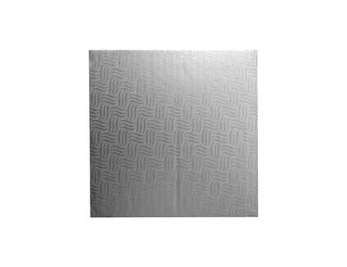 """Image for 14"""" (35cm) X 12mm Square Silver Cake Drum"""