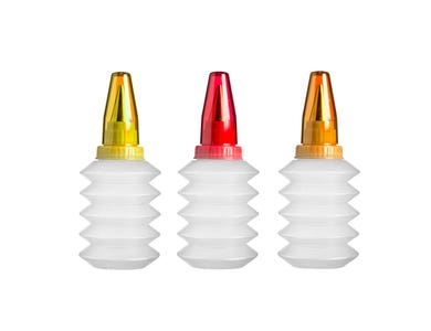 Image for Set Of 3 Squeeze Bottles