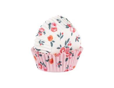 Set 40 Blossom Baking Cases