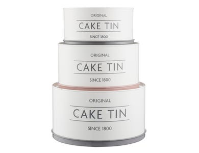 Image for Innovative Kitchen Set Of 3 Cake Tins