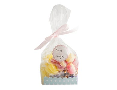 Image for 6  Polka Dot Treat Bag Set