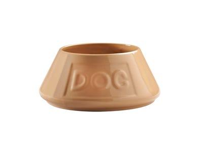 Image for Cane Non Tip Lettered Dog Bowl 21cm