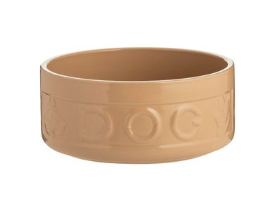 Image for Cane Lettered Dog Bowl 20cm