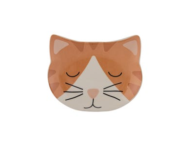 Image for Ginger Cat Bowl 16x13cm