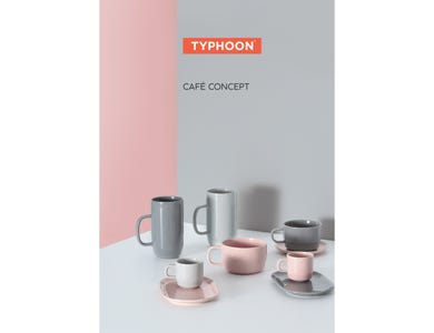 Image for Typhoon Cafe Concept A5 Strut Card