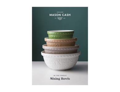 Image for Mason Cash Pos A5 In The Forest Bowls