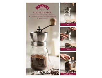Image for Coffee Grinder A4 Pos