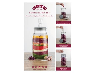 Image for Fermentation Set A4 Pos