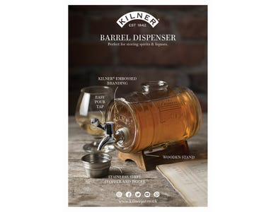 Image for Barrel Dispenser A5 Pos