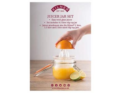 Image for Juicer Jar Set A5 Pos