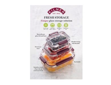 Image for Fresh Storage  A4 Strut Card