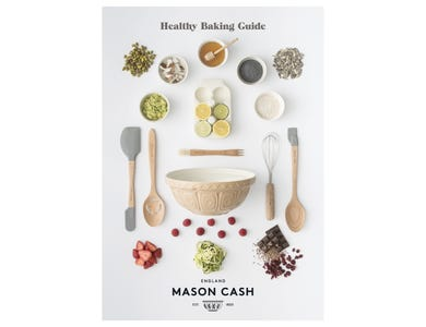 Image for Mc Healthy Baking Guide A5 Pos