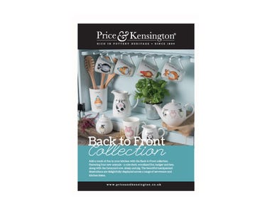 Image for P&K Back T Front Collection Pos A5 Strut Card