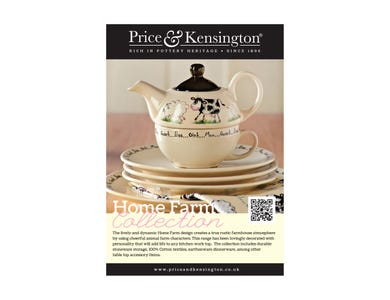 Image for P&K A5 Pos Home Farm