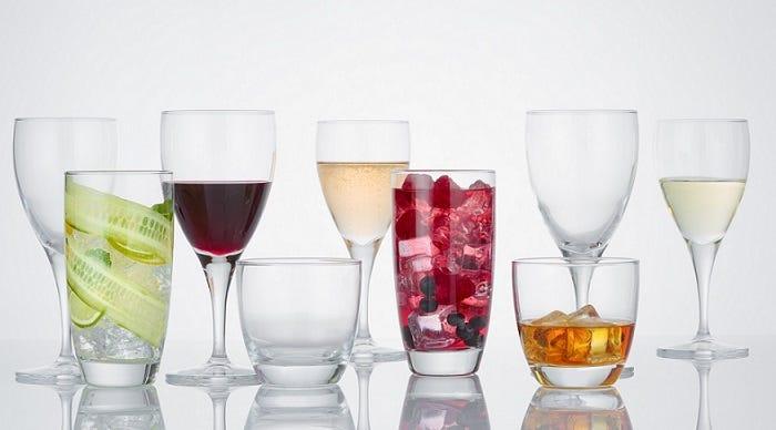 Entertain Glassware
