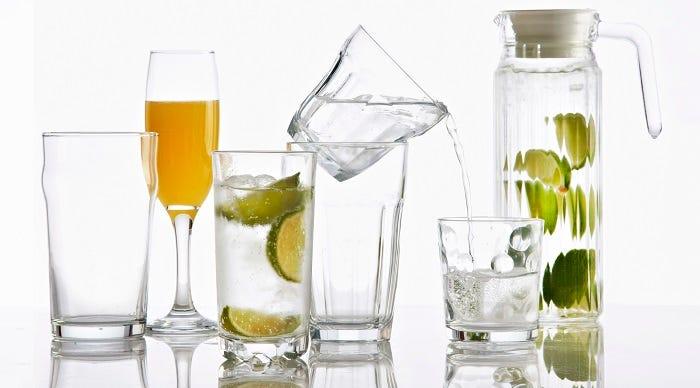 Essentials Glassware