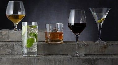 Ravenhead Mystique Glassware